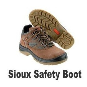Sioux safety shoe Kapriol
