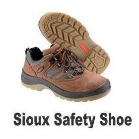 Sioux safety boots Kapriol