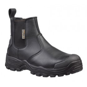 BSH006BK Buckler Boots BSH006BK