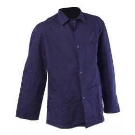 Veste coton bleu Traditionnel
