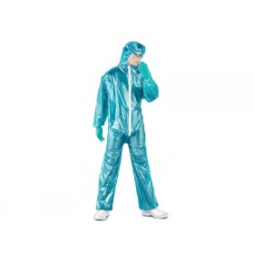 Overall Spacel 2000 blauw 5-XL Accessoires & jettables Honeywell Spacel 2000
