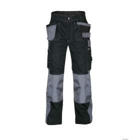 DASSY® SEATTLE KIDS PANTALON MULTI-POCHES BICOLORE DASSY KIDS 200847