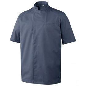 Veste MIKASI bleu ardoise manches courtes 2512 Veste 25123281028