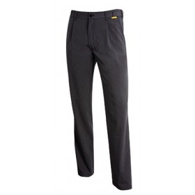 Pantalon COOKSPIRIT coupe droite pointillés 2004 Pantalon 20043314488