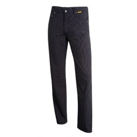 Pantalon COOKSPIRIT coupe jean carreaux 2005 Pantalon 20053314487