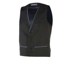 Gilet de service homme FIT'N BLUE noir ou gris 0206 Salle 02069795279