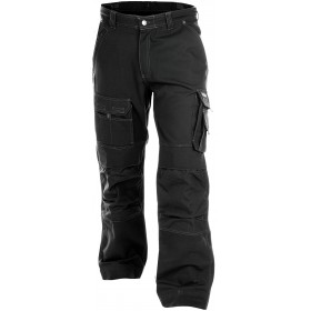 Jackson (200596) Pantalon poches genoux en canvas