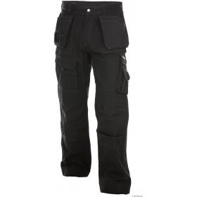 Texas (200595) Pantalon multi-poches canvas avec poches genoux