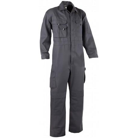 Nimes (100313) Combinaison avec poches genoux Cote à bretelles + combinaisons