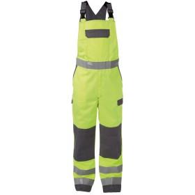Colombia (400141) Cotte à bretelles multinorm haute visibilité avec poches genoux