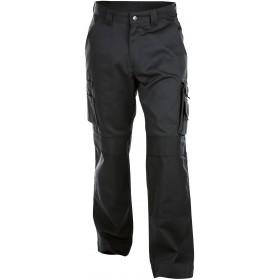 Miami (200487) Pantalon poches genoux pc 245 gr Pantalon de travail homme