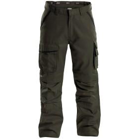 CONNOR pantalon poches genoux en canvas
