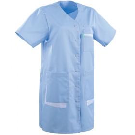 Tunique 3/4 femme ANNA bleu ciel 8CUZPC Paramédical 8CUZPC