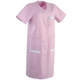 Blouse femme manches courtes LISA mauve 8CEBPC Paramédical 8CEBPC