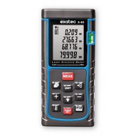 Mesureur laser de distance X-80 Télémètre laser ET 705180