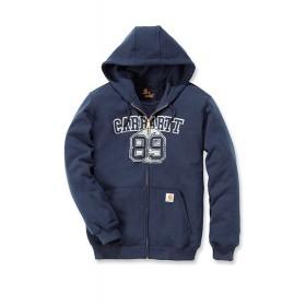 Graphic Carhartt 89 Zip-Front Sweatshirt 102628 Catégories 102628