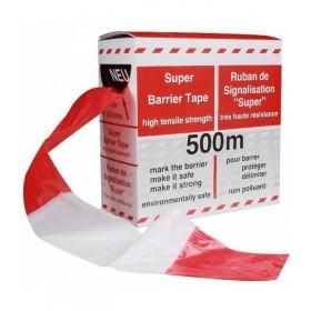 Rubalise Rouge/Blanc 500m Cônes & Autres