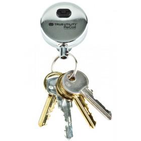 ReCoil porte-clés déroulant