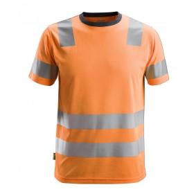 T-shirt haute visibilité Classe 2 2530 High visibility 2530