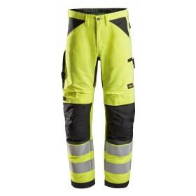 6332 Pantalon de travail+ haute visibilité, LiteWork, Classe 2