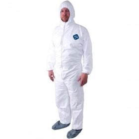 Salopettes-Combinaison de protection Tyvek Spéciale industries alimentaire, pharmaceutique, chimique, automobile. Accessoires...