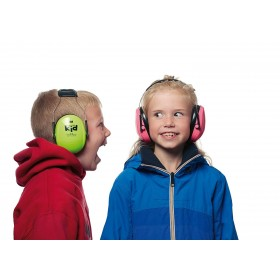 Casque antibruit 3M™ Peltor™ Kid pour enfant Protection auditive H510AK