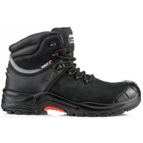 Safety Lace Boot S3 HRO WRU SRC Buckler Boots NKZ102BK