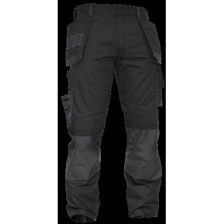 MAGNETIC (200908) pantalon multi-poches bicolore avec poches genoux