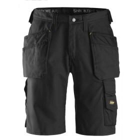 Short avec poches holster Canvas+ 3014 Short de travail 3014
