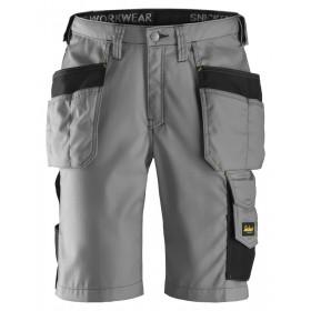 Short d'artisan avec poches holster, Rip-Stop 3023