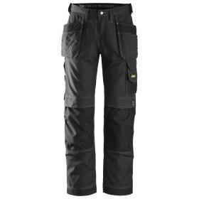 3213 Pantalon d'artisan avec poches holster, Rip-Stop Pantalons 3213