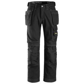 3215 Pantalon d'artisan avec poches holster, Confort Coton Pantalons 3215
