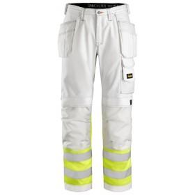 3234 Pantalon de peintre haute visibilité Classe 1 Haute Visibilité 3234