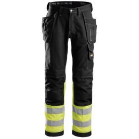 3235 Pantalon haute visibilité en coton Classe 1 High visibility 3235