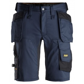 AllroundWork, Short en Stretch avec poches holster 6141