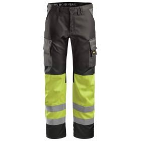 3833 Pantalon haute visibilité Classe 1