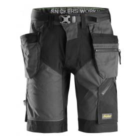 6904 Short FlexiWork avec poches holster+