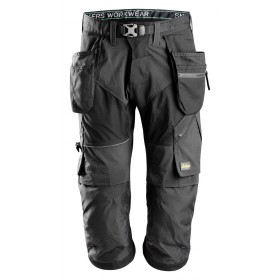 6905 Pantacourt poches holster+, FlexiWork PANTACOURTS 6905