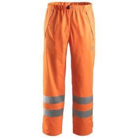 8243 Pantalon de pluie PU haute visibilité, Classe 2 High visibility 8243