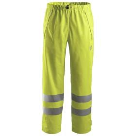 8243 Pantalon de pluie PU haute visibilité, Classe 2