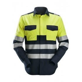 ProtecWork, Chemise manches longues, Classe 1 8560 Ignifugé / Antistatique / Multi-norme 8560