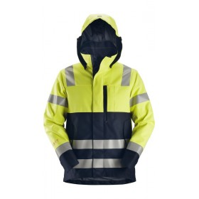 ProtecWork, Veste Shell imperméable, Classe 2 1360 Ignifugé / Antistatique / Multi-norme 1360