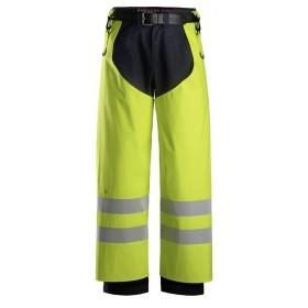 ProtecWork, Chaps de pluie PU, Classe 2 8269 Ignifugé / Antistatique / Multi-norme 8269