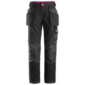 3714 Pantalon pour femmes avec poches holster, Canvas+ Femmes 3714