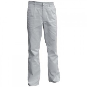 Pantalon de marcheur blanc adultes