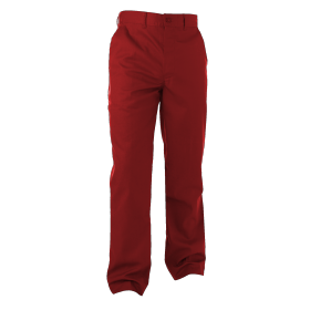 Pantalon de marcheur rouge adultes