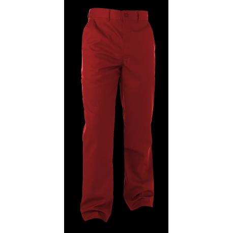 Pantalon de marcheur rouge adultes