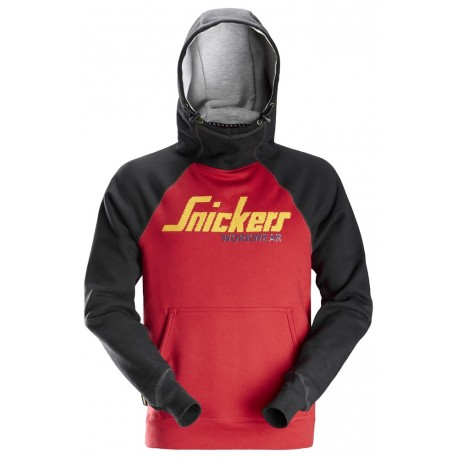 Sweat-shirt SNICKERS 2889 à capuche avec logo Sweatshirts-Polar Sweat-shirt SNICKERS 2889