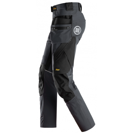 6944 FlexiWork 2.0, Pantalon SNICKERS + avec poches holster Pantalons 6944 FlexiWork 2.0