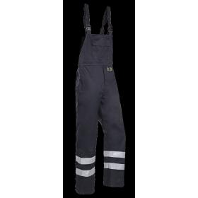 Atmore Cotte à bretelles de pluie avec protection ARC (Cl 2) Sioen